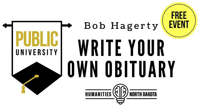 DEC 5 Write Your Own Obituary