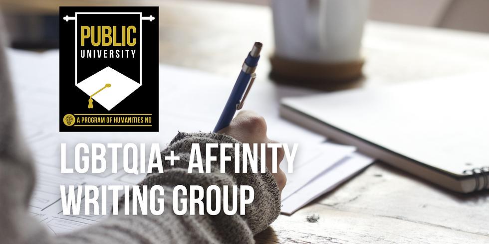 LGBTQIA+ Affinity Writing Group
