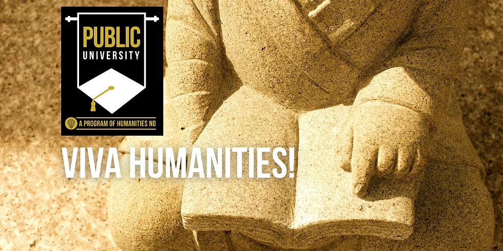 Viva Humanities! Embracing Your Inner Scholar