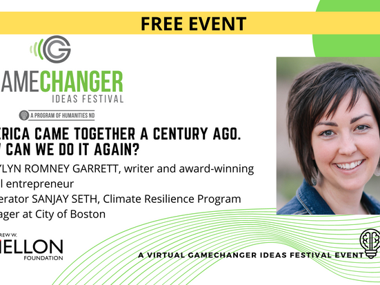 FEB 18 - GameChanger Ideas Festival Event with Shaylyn Romney Garrett