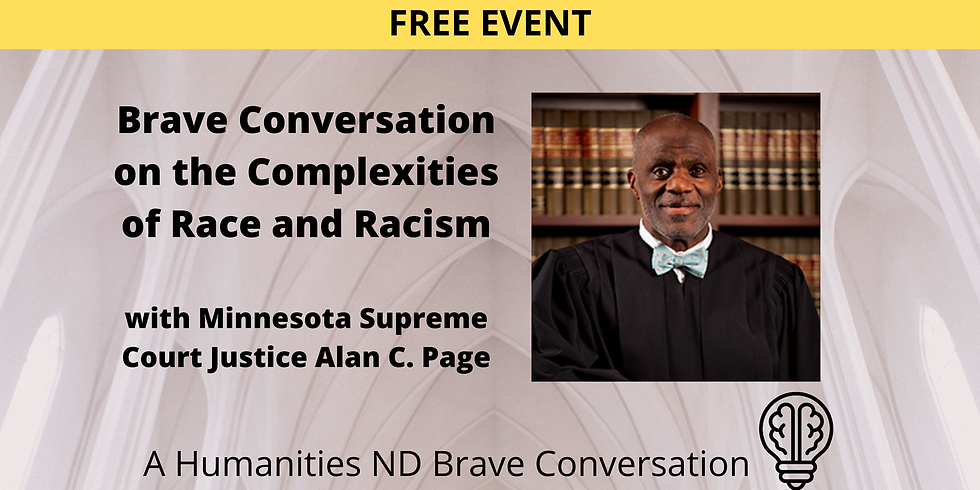 SEPT 30 Brave Conversation on the Complexities of Race and Racism