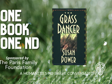 January 31, 2021: The Grass Dancer by Mona Susan Powers