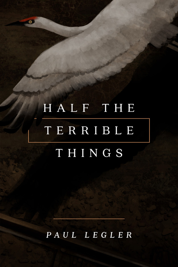 Half the Terrible Things by Paul Legler