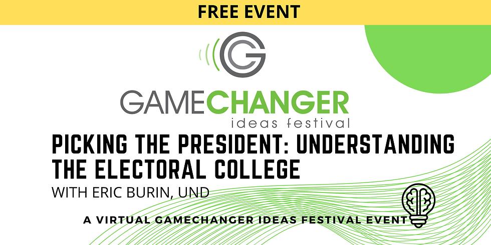 OCT 11 - GameChanger Ideas Festival Event with Eric Burin (1)