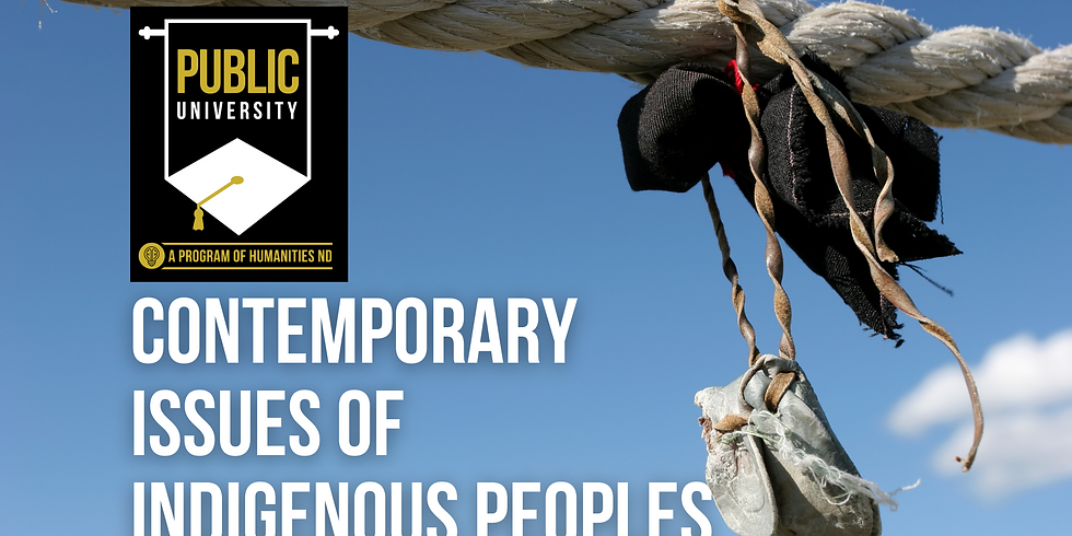 Contemporary Issues of Indigenous Peoples