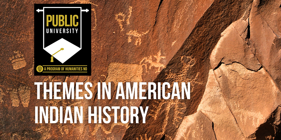 Themes in American Indian History