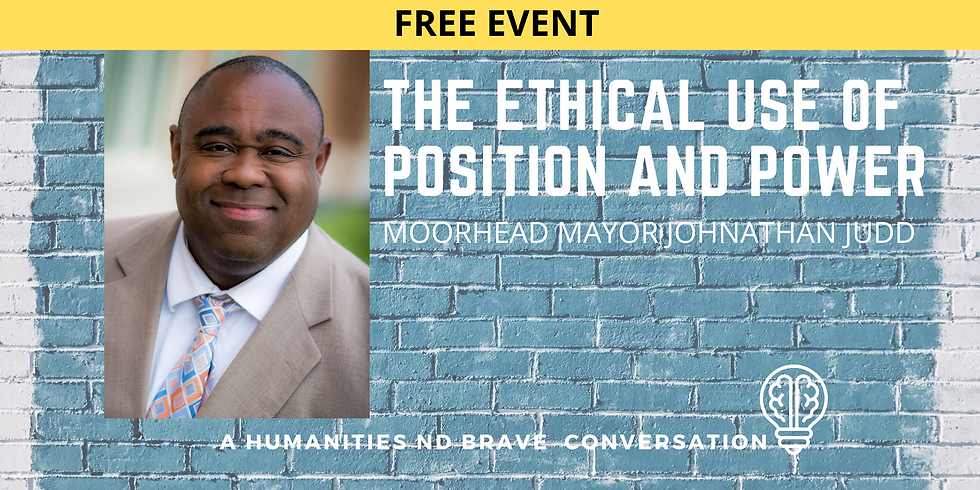 NOV 22 - Brave Conversation on The Ethical Use of Position and Power