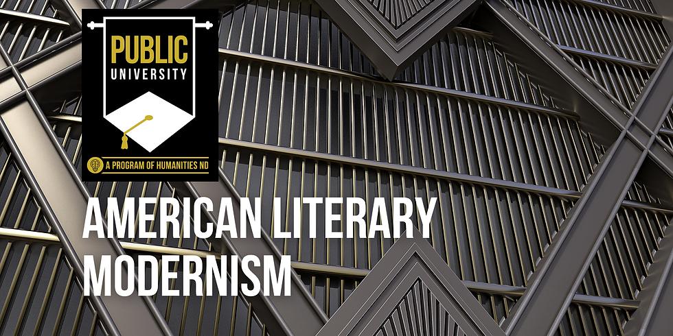 American Literary Modernism