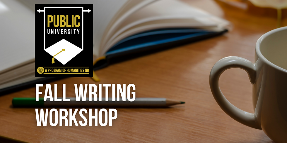 Fall Writing Workshop