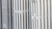 Refurbished Original Cast Iron Radiators