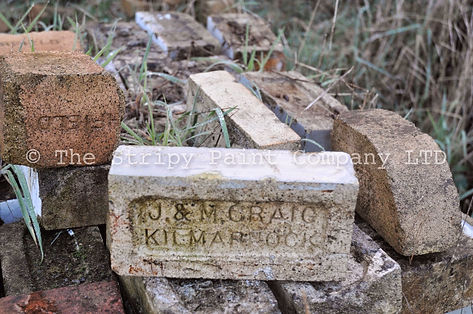 Finding reclaimed bricks to match your buildings existing brick
