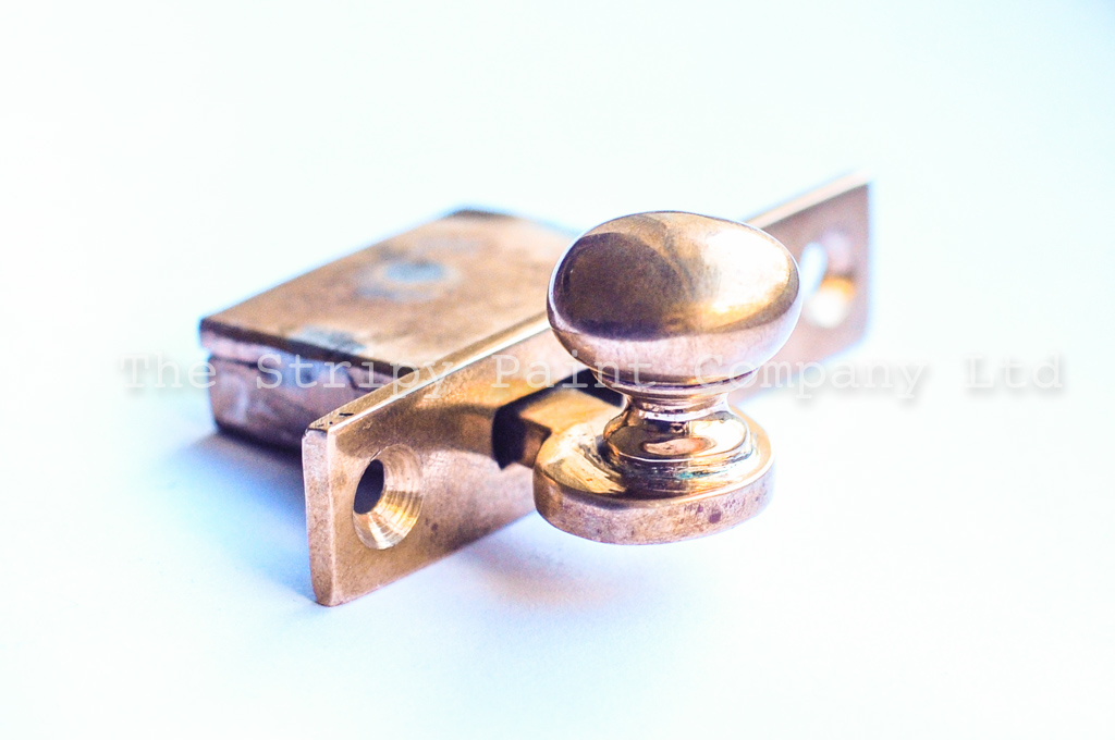 Brass Window Latch