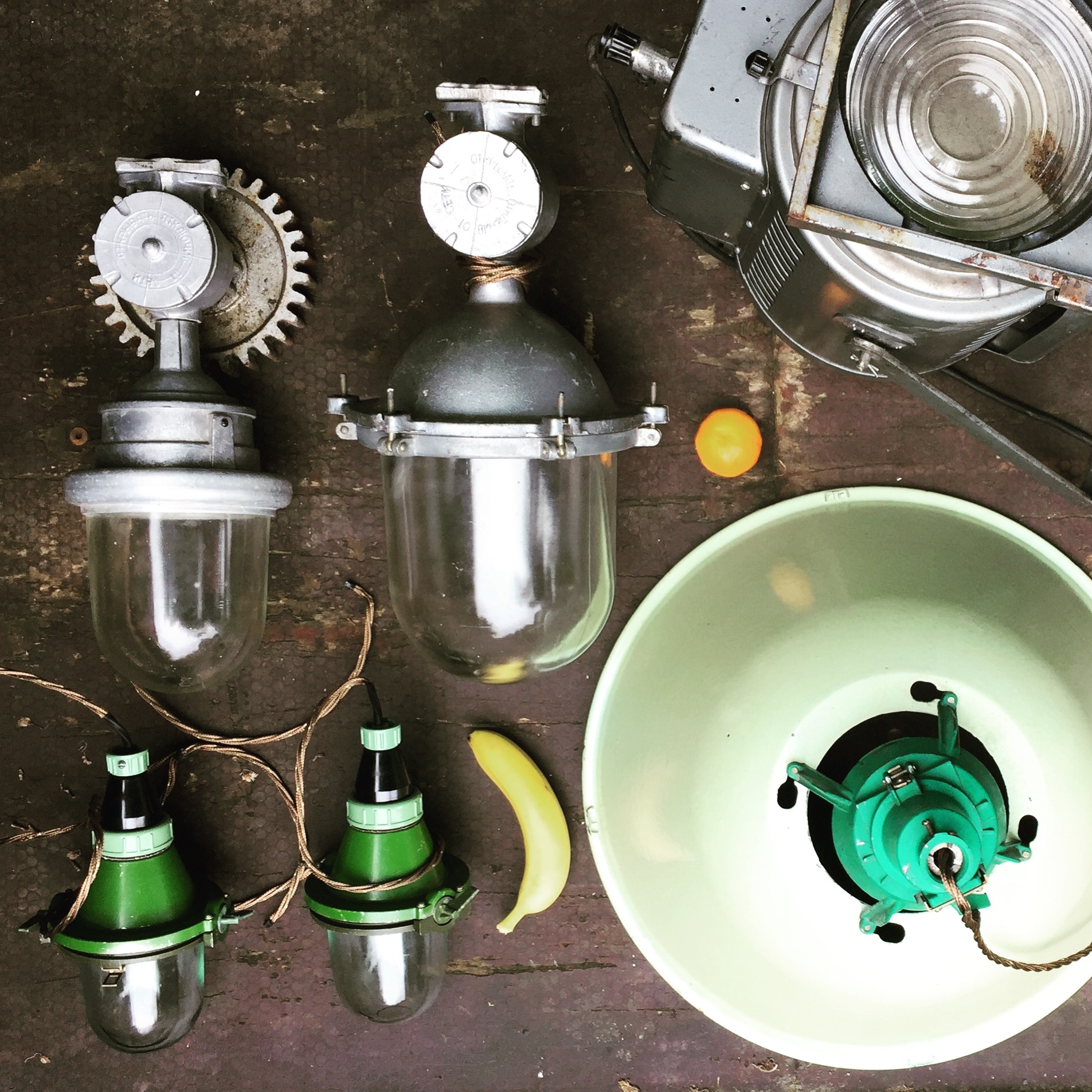 Industrial Lighting 0617