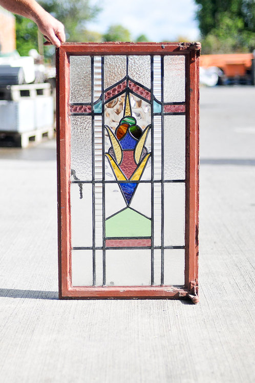 Stained Glass Steel Window ( Crittall Type)