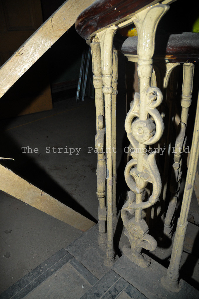 Orignal Cast Iron Stair Balusters