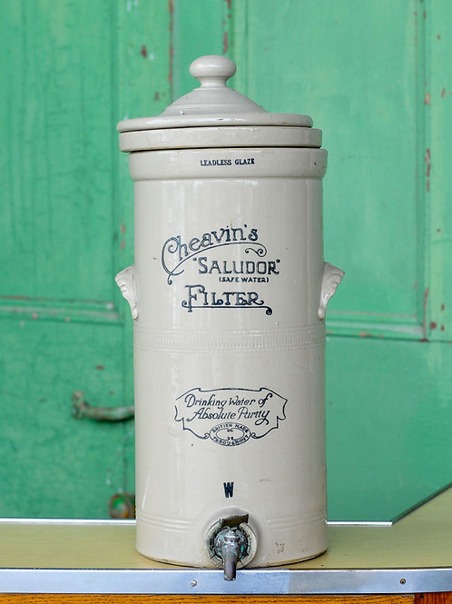 Vintage French Water Dispenser