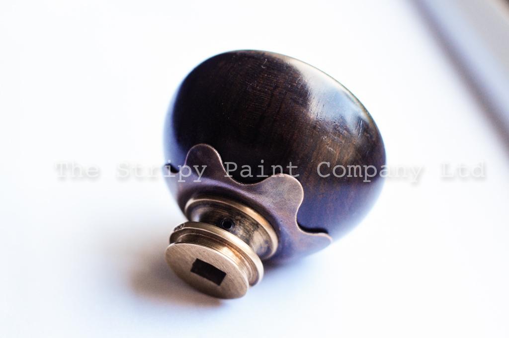 Reproduction doorknob