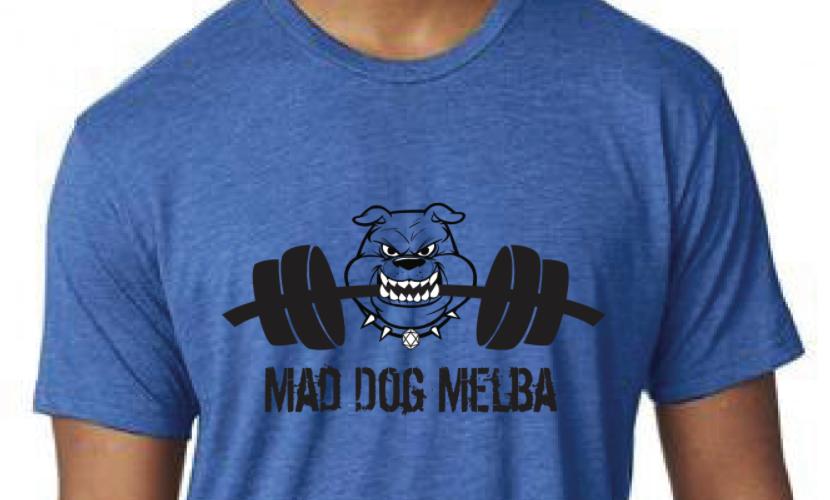 MAD DOG MELBA CUSTOM T-SHIRT