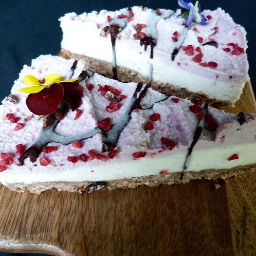 Berry Layer Cheesecake
