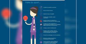 📣Les bienfaits du sport : venez au PCA 👍