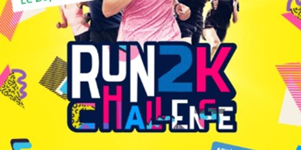 ⚠️ Changement de lieu ⚠️ Au stade ⚠️ Challenge Run 2K - PCA