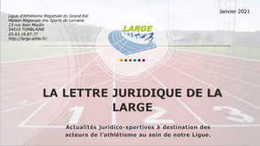 ⚖ La lettre juridique de la Large ⚖