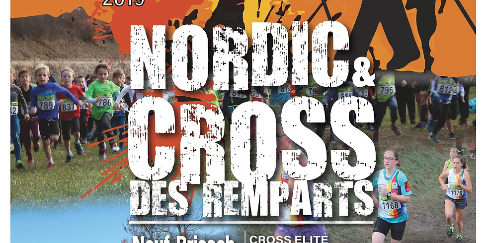 Cross des Remparts de Neuf-Brisach