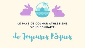 🐰 Joyeuses Pâques à tous 🎵