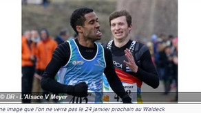 🚨 CROSS : les championnats du Haut-Rhin n'auront pas lieu le 24 janvier 2021