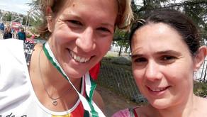 France Elite : Adèle ROPERS et Nicole ZIHLMANN