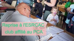 Reprise des cours à l'ESRCAC et inscriptions