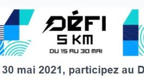 💪Défi 5 km du CSL Neuf-Brisach à Colmar le vendredi 28 mai 17 h 30 - 20 h