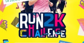 📢 Inscription sur place Run2K ESRCAC le 19/09 et PCA le 20/09 au stade !