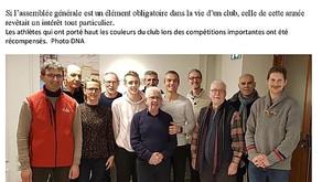 📌Retour sur l'AG du CSLNB du 24/01/20 👍
