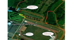 Championnat de cross de Wissembourg le 2 février 2020