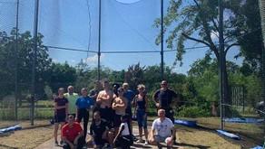 ➡️L'équipe des lanceurs à Volgelsheim 💪