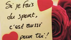 ❤️ Joyeuse Saint Valentin à toutes et à tous ❤️