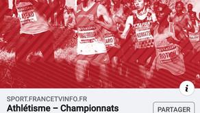📌Suivez les championnats d'Europe de cross😉