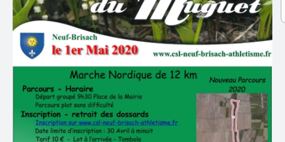 ⚠️ Annulée ⚠️ 4ème randonnée du Muguet
