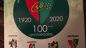 🎉100 ans de bénévolat des Sports Réunis Colmar