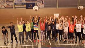 📣 Kid Athlé EA le 11 février à Volgelsheim