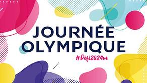 🏃♀️🏃 Journée olympique : 5 jours à partager