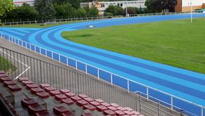 🔊 Accès piste à Colmar pour athlètes ACOLIT et ESRCAC préparant les championnats de France 🗽