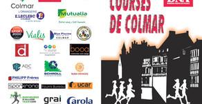✅ Retrait dossards - courses DNA de Colmar du 3 novembre 2019  !
