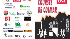 ✅ Retrait dossards - courses DNA de Colmar du 3 novembre 2019  !