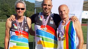 🏃♂️🏃♀️ Des entraineurs Master en septembre à Saint-Dié (88)