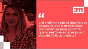 👍 Céline DISTEL diététicienne - ancienne sprinteuse internationale donne des conseils🙏