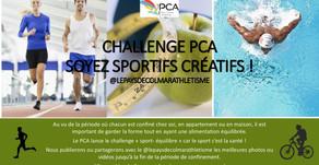 📽️ Challenge #SOYEZSPORTIFSCREATIFS 2ème série de vidéos sympas !