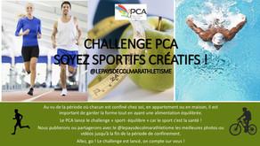 📽️ Challenge #SOYEZSPORTIFSCREATIFS 3ème série sympa !