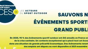 💪Collectif événementiel sportif outdoor : Un plan pour une reprise maîtrisée